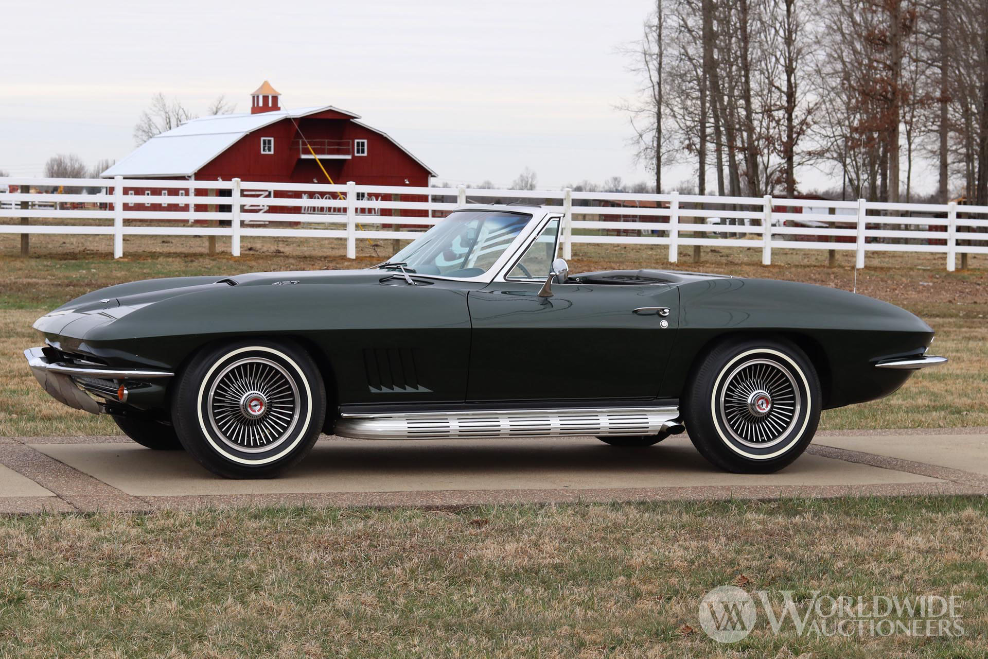 1967 Chevrolet  Corvette 427/390 Roadster