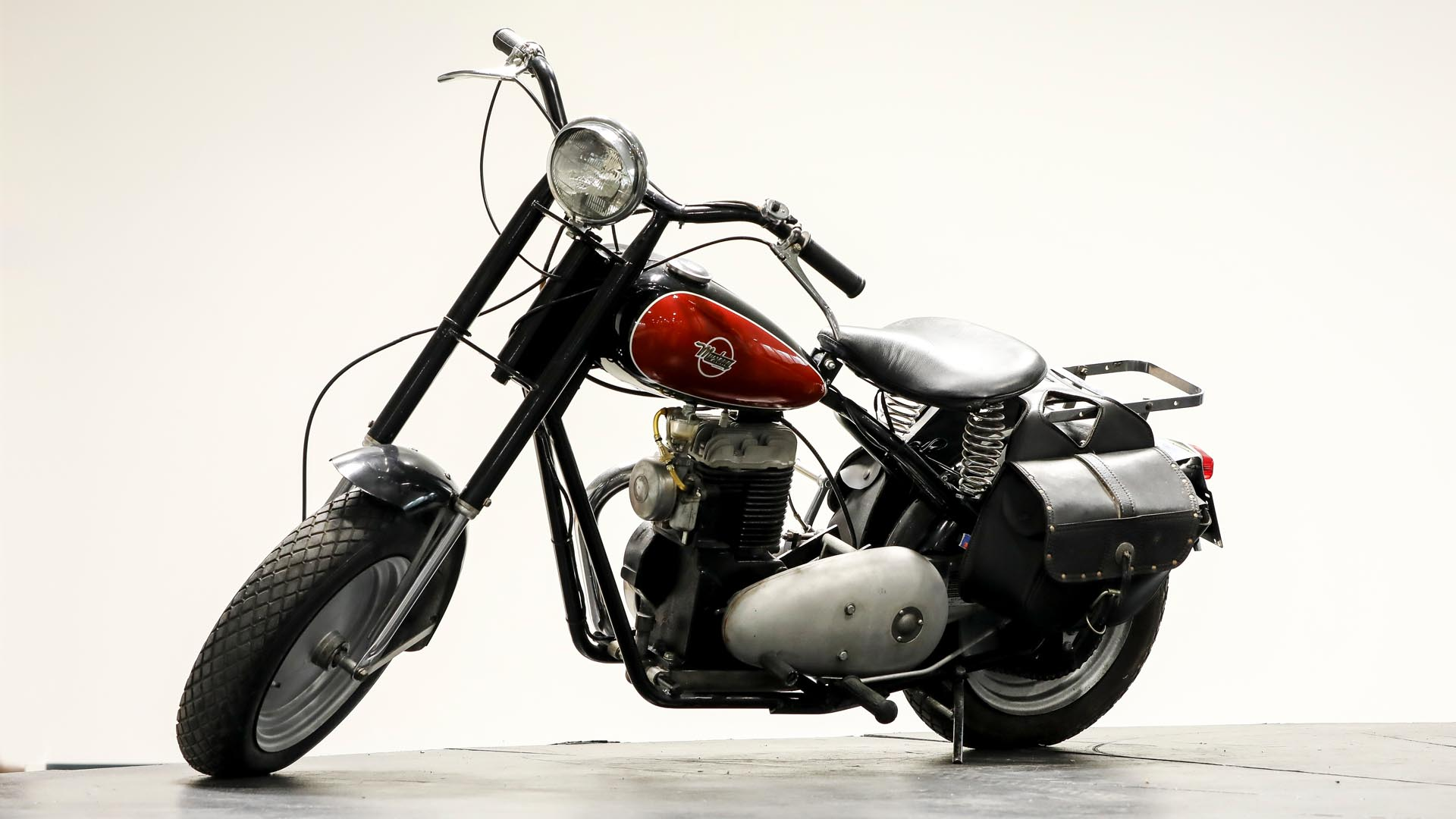 1957 Mustang Stallion Model 8 Motorcycle