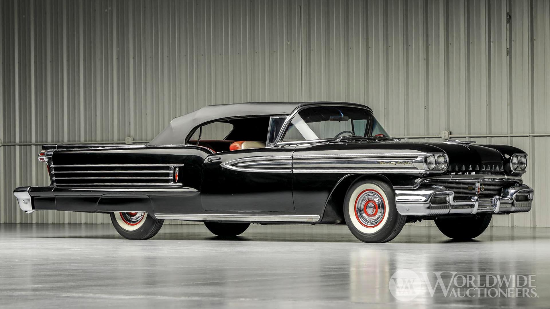 1958 Oldsmobile Ninety-Eight Convertible