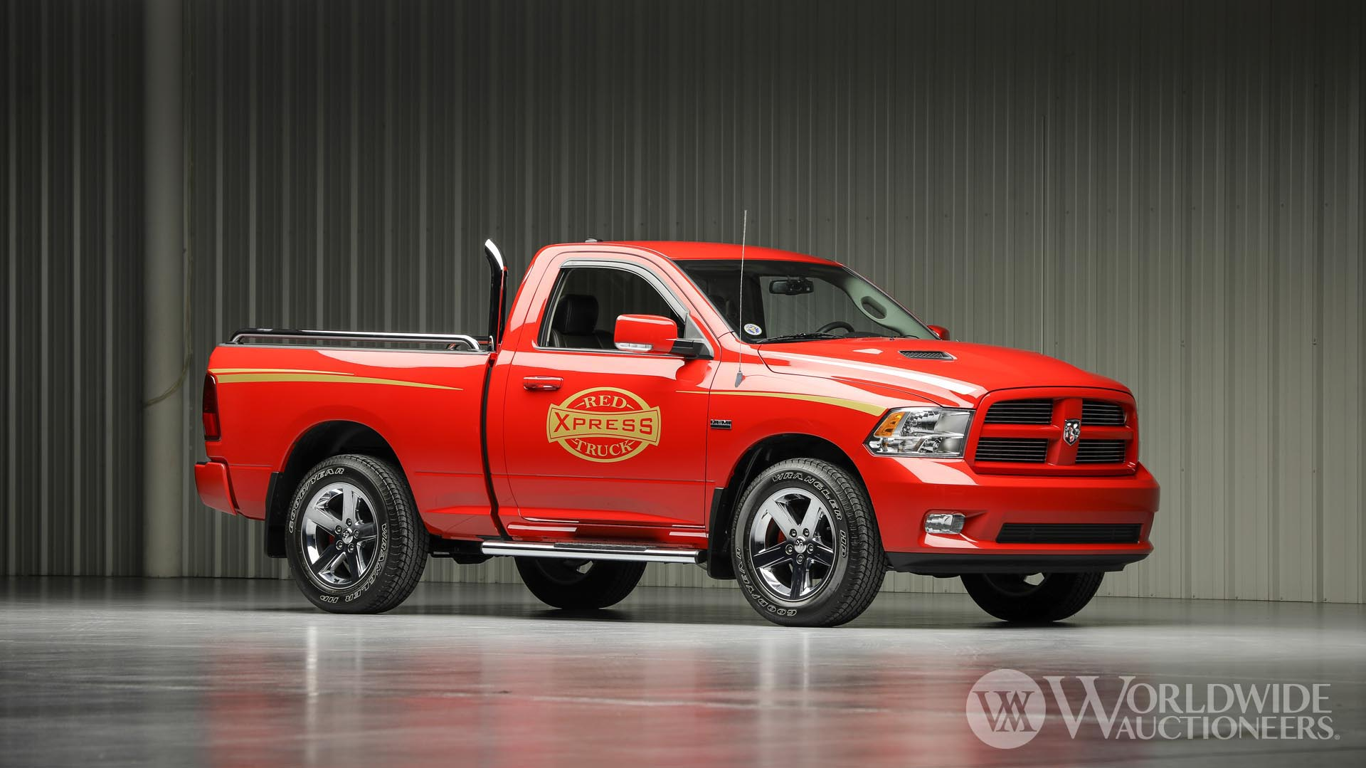 2011 Dodge  Ram Mr. Norm's 'Red Xpress Truck'
