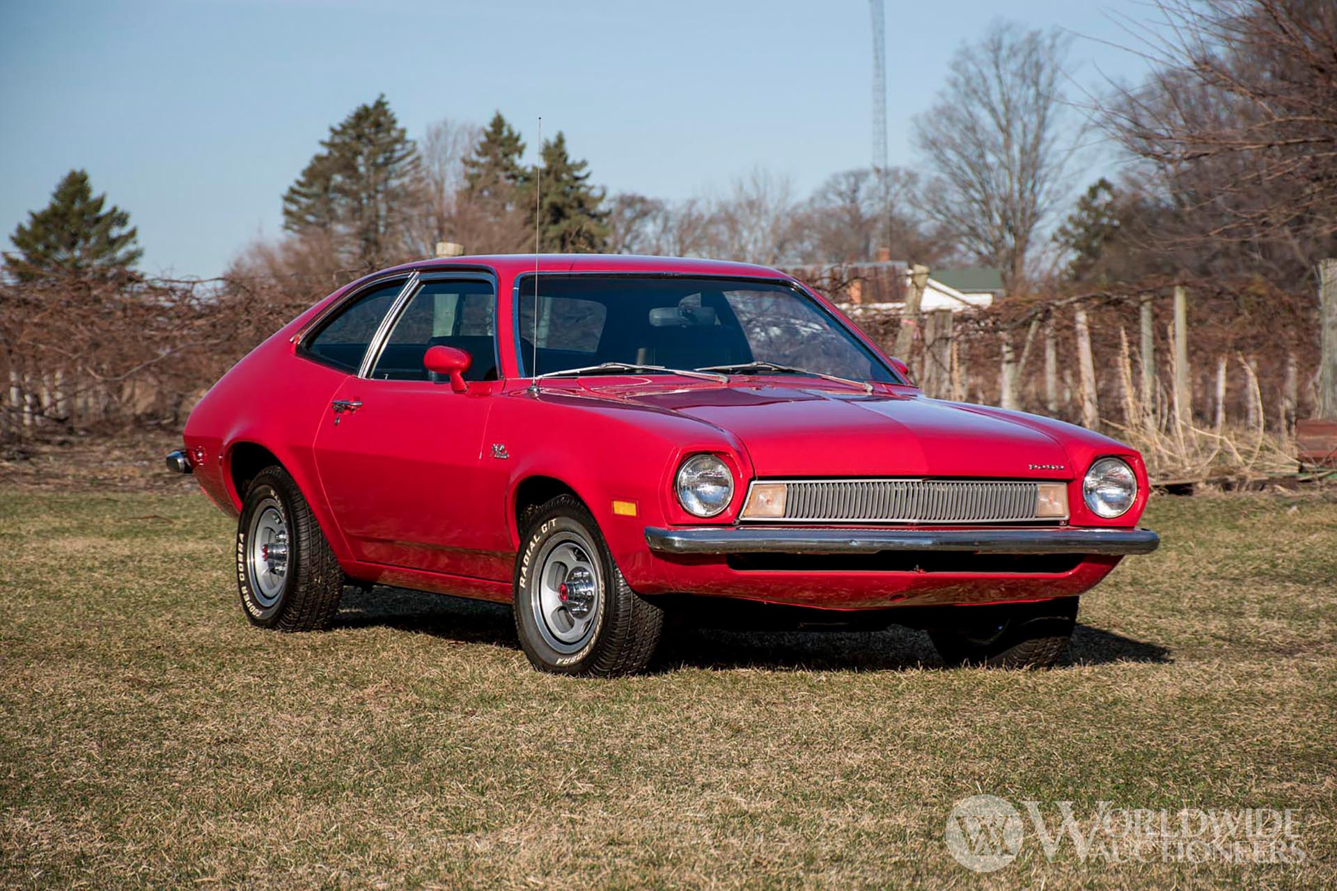 1971 Ford Pinto Coupe