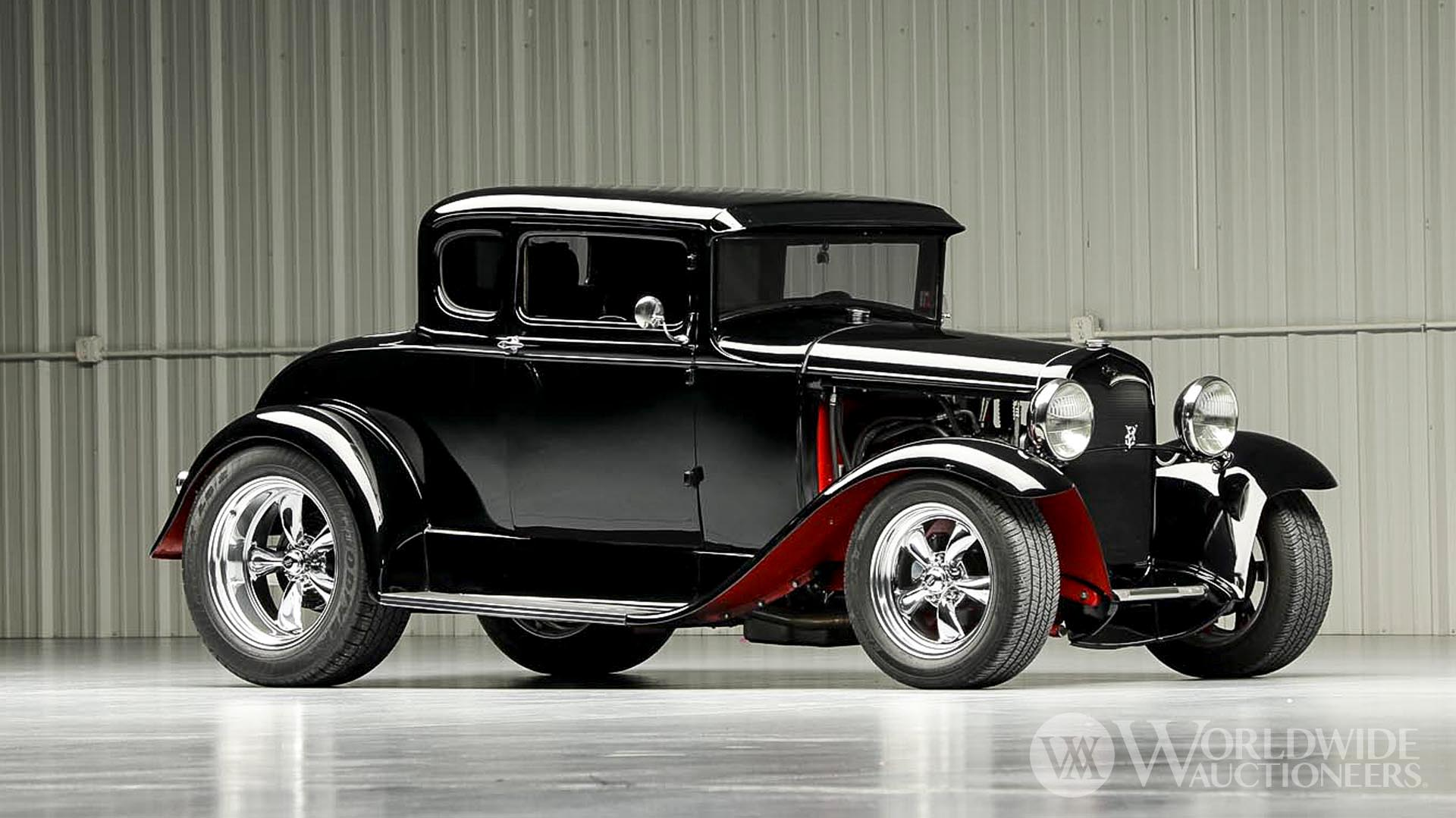 1931 Ford Model A Custom Coupe