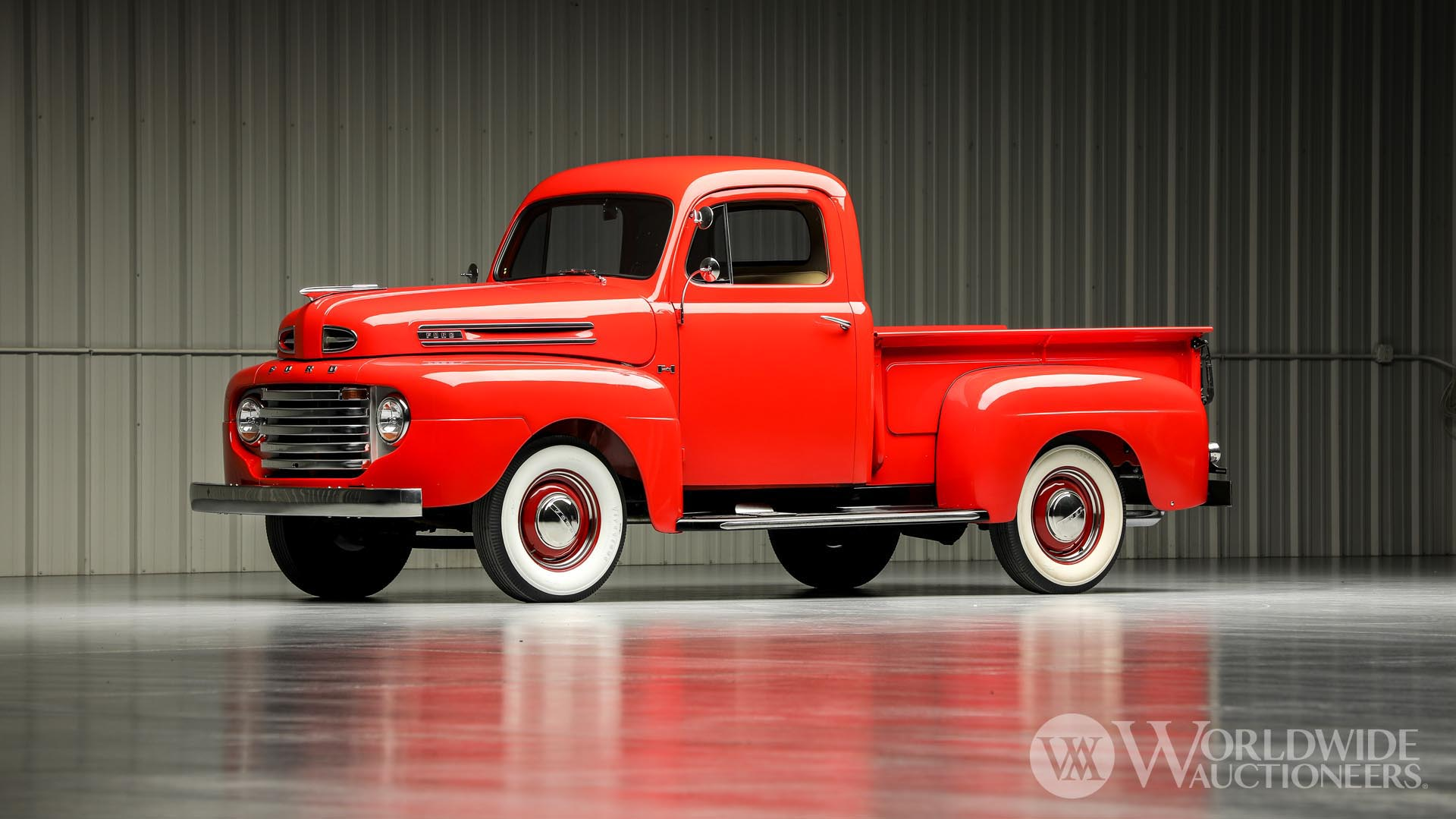 1950 Ford F1 Resto Rod Pickup