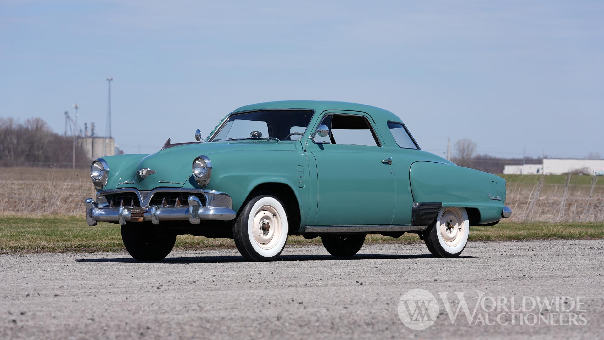 1952 Studebaker Champion Coupe