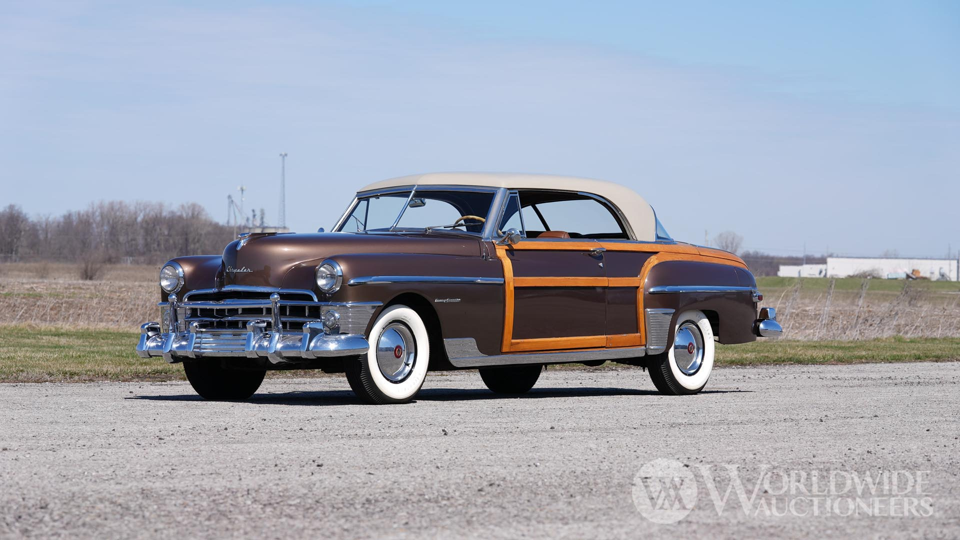 1950 Chrysler  Newport Town & Country Hardtop
