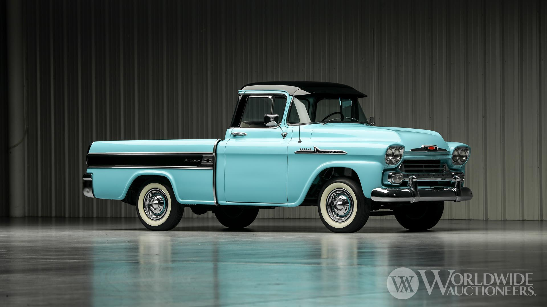 1958 Chevrolet  Cameo Pickup