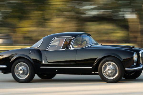 1955 Lancia Aurelia GT B24S Spider America - 2017 SC