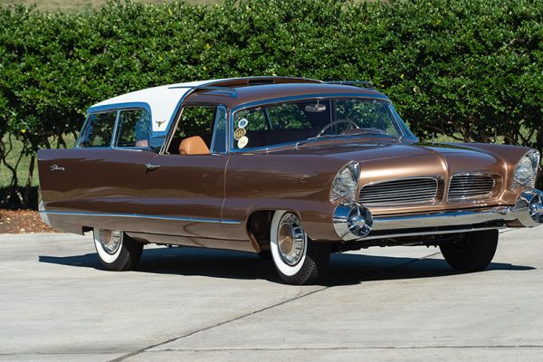 1956 Chrysler Ghia Plainsman Concept Car - SC20
