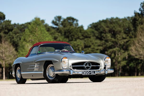 1957 Mercedes-Benz 300 SL Roadster - 2017 TX