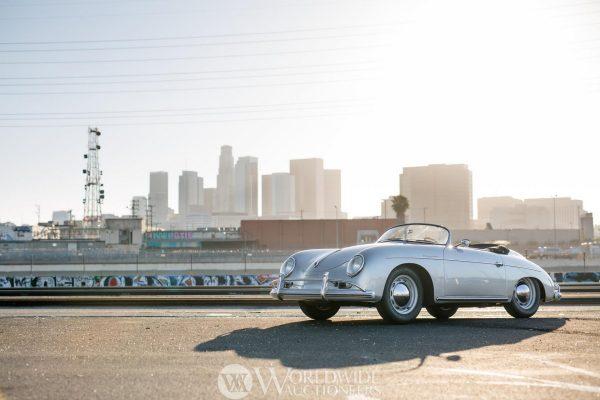 1958 Porsche 356A:1600 Speedster