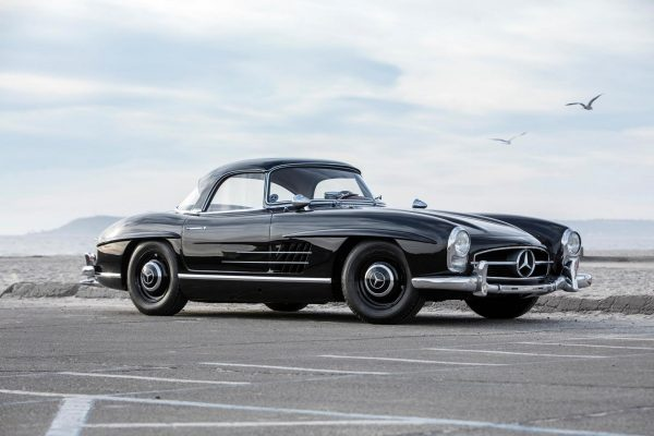 1959 Mercedes-Benz 300SL Roadster - SC19