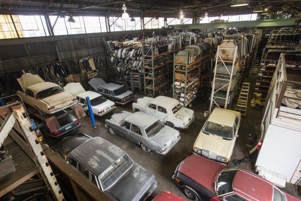 Oakland Mercedes Shop 05
